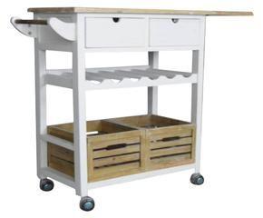 Küchenwagen  Küchenwagen: Jetzt bis zu 70% günstiger | WESTWING