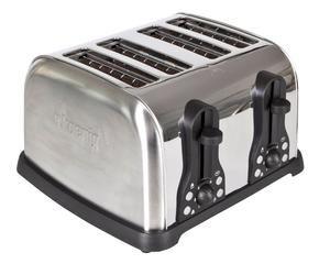 toaster edelstahl jetzt bis zu 70 rabatt westwing. Black Bedroom Furniture Sets. Home Design Ideas