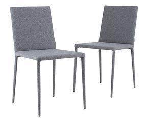 Esszimmerstühle modern grau  Esszimmerstuhl grau: Rabatte bis zu -70%   WESTWING