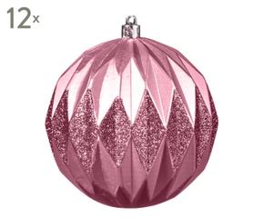 Christbaumkugeln pink rabatte bis zu 70 bei westwing for Weihnachtsbaumspitze lila