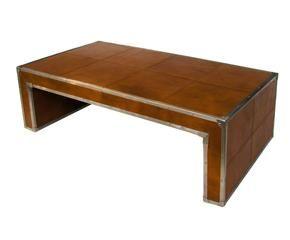 leder m bel wohnaccessoires stark reduziert westwing. Black Bedroom Furniture Sets. Home Design Ideas