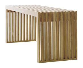 Banco para ba o los esenciales con m s estilo westwing - Bancos de madera para banos ...