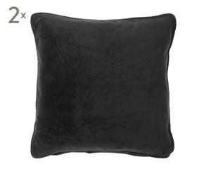 Cojines negros: versátiles y elegantes   WESTWING
