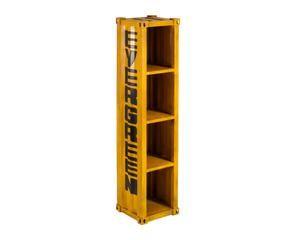 estantera modular modulfun z estantera amarillo