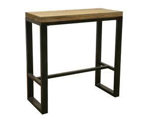 Mesas altas ideales para tu casa westwing - Mesa alta con taburetes ...