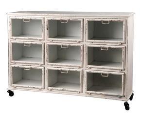 aparador con 9 compartimentos - Aparadores De Cocina