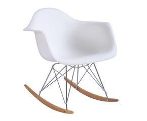 Mesedoras silla mecedora en madera y con butaco saj mecedora clsica mc silla mecedora en - Mecedora madera blanca ...