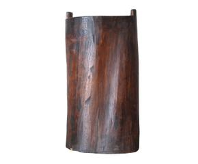 bastonero rstico en madera u natural