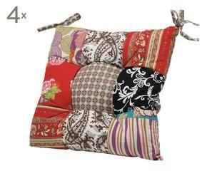 Cojines de patchwork la tendencia estrella westwing - Cojines de patchwork ...