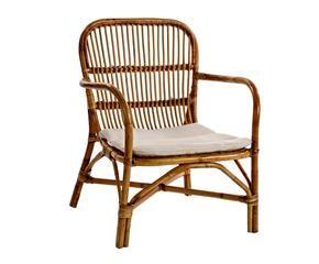silla de mimbre aliss azul silla de ratn i u natural y beige