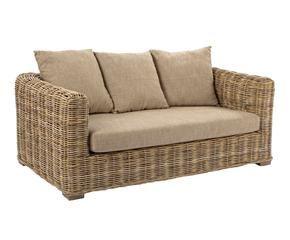 Sof s de jard n y exterior dise o y calidad westwing for Sofa tela nautica