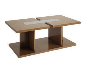 Mesas de centro plegables comodidad pr ctica westwing for Mesas tableros plegables