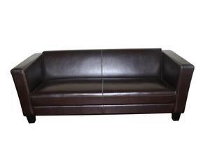 Sof s de piel sillones de dise o y calidad westwing - Marcas de sofas de piel ...