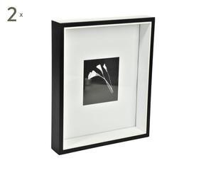 set de marcos de vidrio