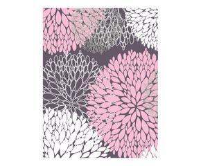 Papel pintado rosa el glamour llama a tu puerta westwing - Papel pintado rosa ...