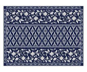 alfombras azules: invita a la armonía a tu casa | westwing