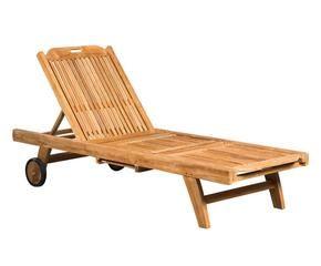 tumbona de madera - Tumbonas Madera