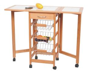 Carritos de cocina espacio extra en el comedor westwing for Carritos de cocina baratos