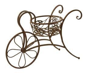 Maceteros con ruedas hazte con uno westwing - Bicicleta macetero ...