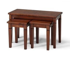 set de mesas auxiliares
