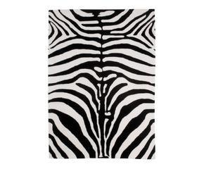 Alfombras de cebra animal print en tendencia westwing - Alfombras de cebra ...