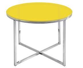 choisissez votre table jaune avec westwing !