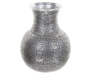Vase argent sublimez votre int rieur westwing - Vase decoratif design ...