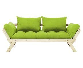 canap vert jusqu 39 70 sur westwing. Black Bedroom Furniture Sets. Home Design Ideas