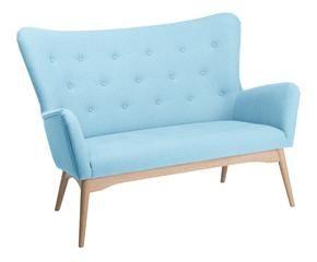 Canapé bleu clair : confort et convivialité | WESTWING