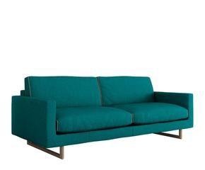 ⇒ Canapé turquoise | ventes privées WESTWING