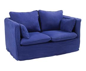 canap bleu offres exclusives sur westwing. Black Bedroom Furniture Sets. Home Design Ideas