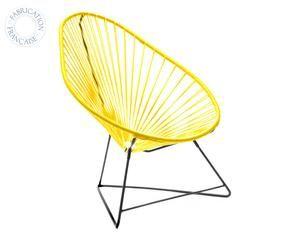 fauteuil scoubidou osez la couleur westwing. Black Bedroom Furniture Sets. Home Design Ideas