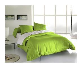 housse de couette verte prix d 39 usine sur westwing. Black Bedroom Furniture Sets. Home Design Ideas