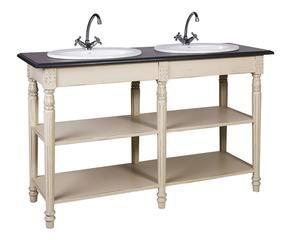 Double vasque : une salle de bain tout confort | WESTWING