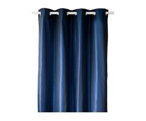 rideau bleu jusqu 39 70 sur westwing. Black Bedroom Furniture Sets. Home Design Ideas