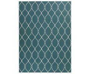 tapis bleu p trole ventes priv es westwing. Black Bedroom Furniture Sets. Home Design Ideas