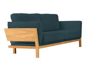 Canapé bleu pétrole : confort et chic | WESTWING