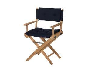 Chaise pliante en tissu westwing for Chaise longue pliante bois tissu