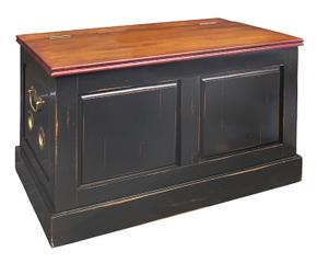 WESTWING | Baule in legno: fascino rustico