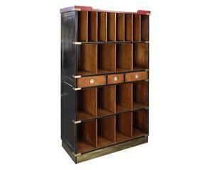 Libreria etnica mobili dal sapore esotico dalani e ora for Libreria dalani