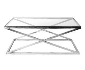 dalani | tavolini da salotto in vetro: eleganza trasparente - Tavolino Soggiorno Dalani 2