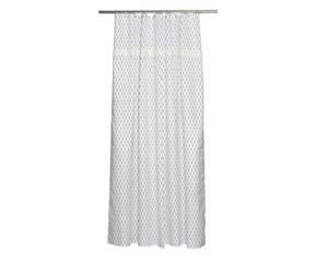 Tende Da Doccia In Lino : Spirella part tenda da doccia in tessuto cm