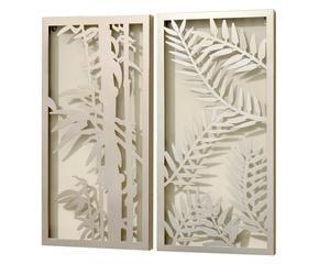 Stile eclettico fascino extratemporale westwing dalani - Decorazioni da parete in metallo ...