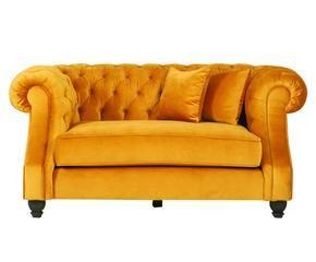 Divano arancione relax e buonumore dalani e ora westwing - Divano arancione ...