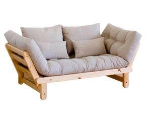 Poltrona Letto Futon : Divano letto futon materasso della filosofia zen dalani e ora