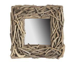 Cornici rustiche accessori in legno dalani e ora westwing - Cornici a specchio ...