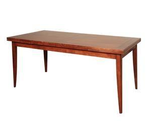 tavolo estensibile da cucina in abete 77x140220x90 cm