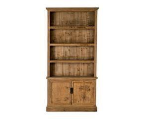 Arredamento in legno grezzo stile tradizionale dalani e for Arredamento minimal legno