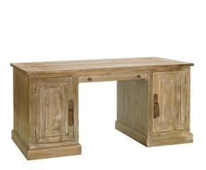 Scrivania in legno massello zona studio classica dalani e ora