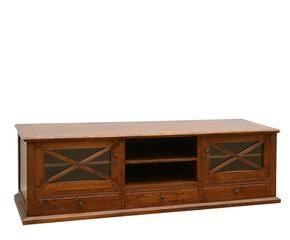 WESTWING | Mobile tv in ciliegio: l\'eleganza del legno